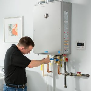 Stone City - Tankless Water Heaters